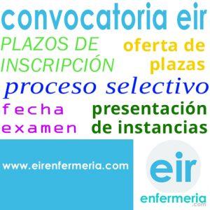 convocatoria_eir_examen_enfermeria